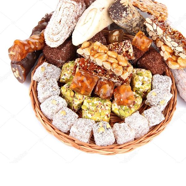 Вкусные восточные сладости от лучших производителей оптом ...